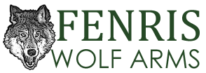 Logo, Fenris Wolf Arms - Custom Firearms